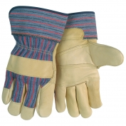 Memphis 1931 Economy Patch Palm Leather Gloves - 2.5\\\