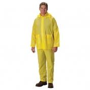 PIP 201-100 Falcon Value 3-Piece Rainsuit - .10mm Thickness