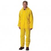 PIP 201-350 Falcon Premium 3-Piece Rainsuit - .35mm Thickness