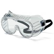 Crews Economy Goggles - Direct Ventilation Frame - Elastic Strap