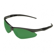 Nemesis Safety Glasses - Black Frame - IRUV 5.0 Lens
