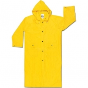 MCR Safety Fire Retardent Coat Detachable Hood
