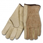MCR Safety Industry Grade, Cow Grain Driver Glove