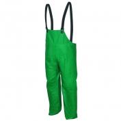 MCR Safety Dominator .42mm PVC-Nylon-PVC Bib Overall NO Fly - Green