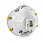 3M 8210V Particulate N95 Respirators - Box of 10