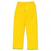 MCR Safety Yellow Elastic Waist Pants