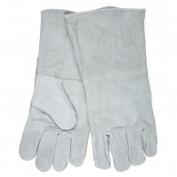 Memphis 4155 B-Grade Shoulder Welder Gloves - 13 inch - Gray