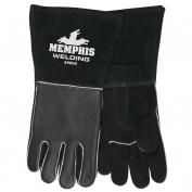 Memphis Red Ram Welding Gloves - Tan