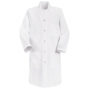 Red Kap Women\\\'s Five Button Closure Lab Coat