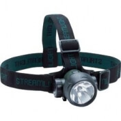 Streamlight Headlamp, with White and Green LEDs - Green