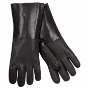 Memphis Gloves Textured Finish - 14 inch Gauntlet - Jersey Lined