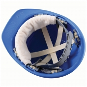 Terry Toppers Snap-On Sweatband for Headgear