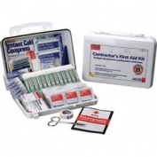 North Safety 176 Piece First Aid Kit for Contractors - 25 Person