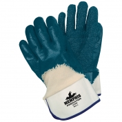 Memphis Palm Coated Rough, Safety Cuff Gloves