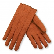 MCR Safety Vinyl Impregnated Large Gloves