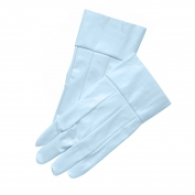 MCR Safety Blue With Safety Cuffs