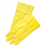 Memphis Gloves Yellow with Safety Cuffs - Large
