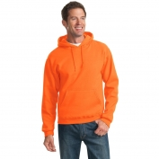 Jerzees 996M NuBlend Pullover Hooded Sweatshirt - Safety Orange