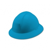 North A119R Everest Full Brim Hard Hat - ANSI Type II Compliant - Light Blue