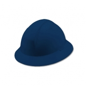 North A119R Everest Full Brim Hard Hat - ANSI Type II Compliant - Navy Blue