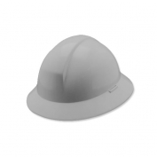 North A119R Everest Full Brim Hard Hat - ANSI Type II Compliant - Gray