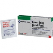 Insect Sting Relief Pad 10 per box
