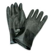 North Safety Butyl Unsupported Glove Rough Grip