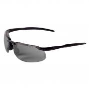 Bullhead BH1061213 Swordfish Safety Glasses - Black Frame - Photochromic Polarized Lens