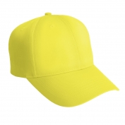Port Authority C806 Solid Enhanced Visibility Cap - Safety Yellow