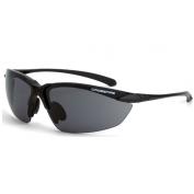 CrossFire Sniper Safety Glasses - Black Frame - Smoke Bifocal Lens