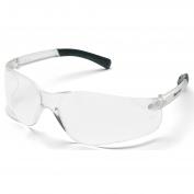 Crews BK110AF BearKat Safety Glasses - Clear Temples - Clear Anti-Fog Lens
