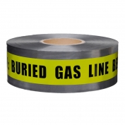 CAUTION BURIED GAS LINE BELOW- Detectable Underground Warning Tape