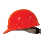 Fibre Metal E2RW Hard Hat - Ratchet Suspension - Orange
