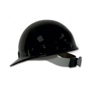 Fibre Metal E2RW Hard Hat - Ratchet Suspension - Black