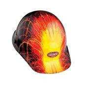 Fibre-Metal FMX Wire Burner Cap Style Hard Hat