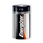 D Energizer Batteries, Max Line, 4-pack