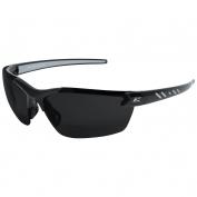 Edge TDZ216-2.0-G2 Zorge G2 Safety Glasses - Black Frame - Smoke Polarized Bifocal Lens