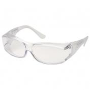 Elvex SG-57C OVR-Spec III Safety Glasses - Medium OTG Frame - Clear Lens