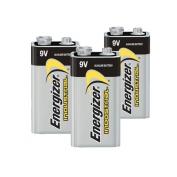 9V Batteries, Energizer Industrial - Case: 72