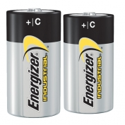 Energizer C Industrial Batteries 12-pack
