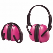 ERB 239 Foldable Ear Muffs - Pink