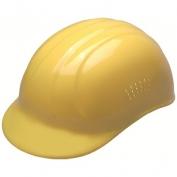 ERB 19112 Vented 4-Point Suspension Bump Cap - Yellow