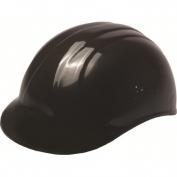 ERB 19119 Vented 4-Point Suspension Bump Cap - Black