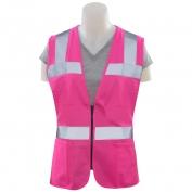 ERB S721 Non-ANSI Women\\\'s Safety Vest - Pink