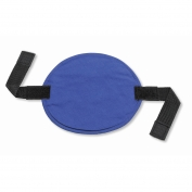 Ergodyne Chill-Its 6715 Cooling Hard Hat Pad with Polymers - Blue