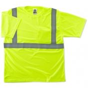 Ergodyne GloWear 8289 Economy Class 2 Safety Shirt - Yellow/Lime