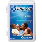 All Purpose First Aid Kit 81 pc - Medium
