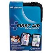 All Purpose First Aid Kit Softsided 81 pc - Medium