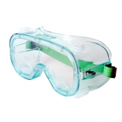 Radians Chemical Splash Safety Goggles - Clear Frame - Clear Anti-Fog Lens