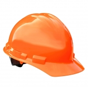 Radians GHP6 Granite Hard Hat - 6-Point Pinlock Suspension - Hi-Viz Orange